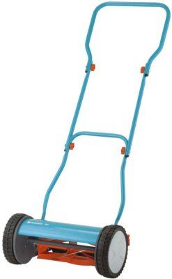 Gardena 12-Inch Silent Push Reel Lawn Mower