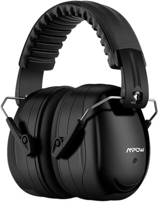 Mpow 035 Noise Reduction Safety Ear Muffs