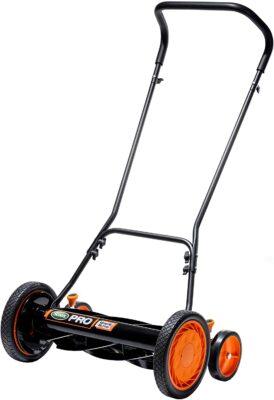 Scotts 7-Blade Push Manual Reel Lawn Mower