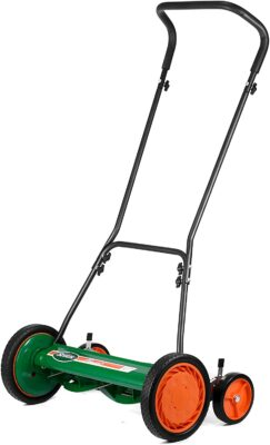 Scotts Outdoor Power Tools 20-Inch 5-Blade Classic Push Reel Lawn Mower