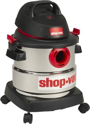 Shop-Vac Stainless Steel Wet/Dry Shop Vac