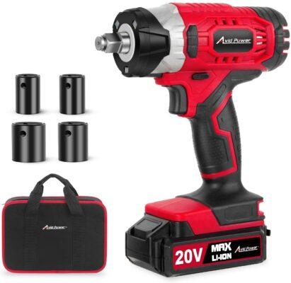 Avid Power 20V Max Cordless Impact Wrench