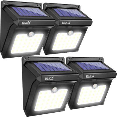 BAXIA TECHNOLOGY BX-SL-101 Solar Lights (Pack of 4)