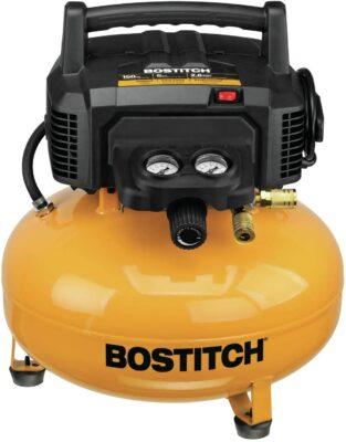 Bostitch Oil-Free Pancake Air Compressor