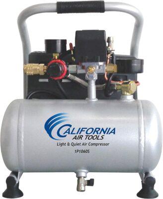 California Air Tools Light & Quiet Air Compressor