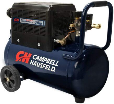 Campbell Hausfeld Portable & Quiet Air Compressor