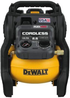 Dewalt Flexvolt Cordless Air Compressor Kit