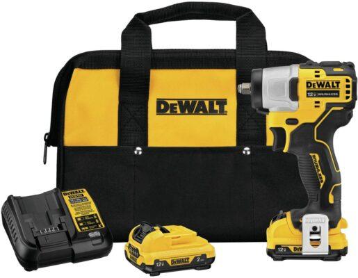 Dewalt Xtreme 12V Max Impact Wrench Kit