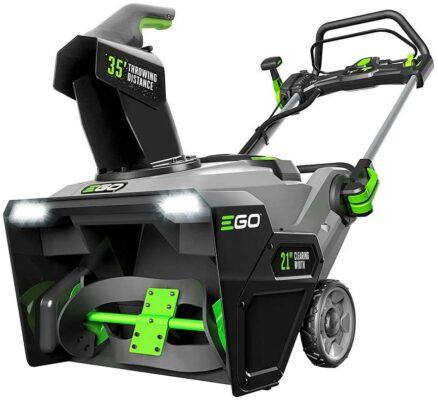 EGO Power+ SNT2100 Cordless Snow Blower