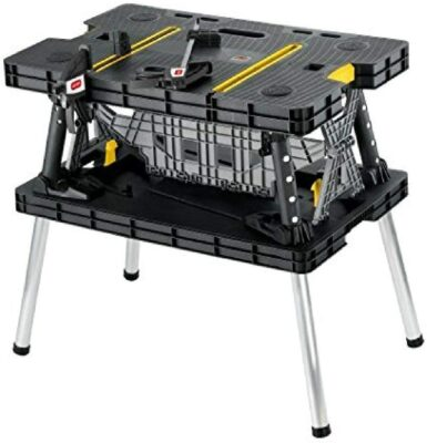 Keter Folding Table Work Bench