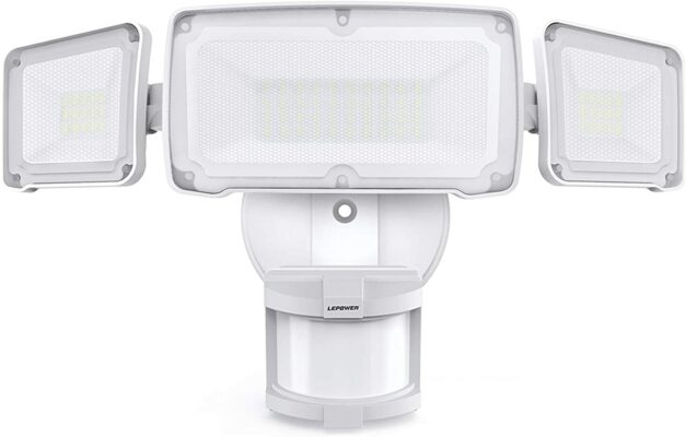 LEPOWER 35W LED Security Lights (Pack of 1)