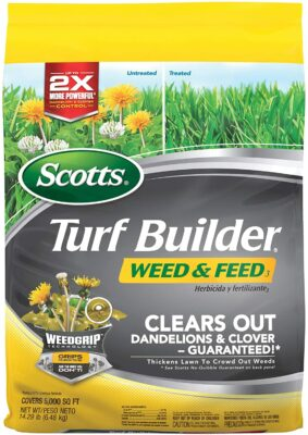 Scotts Turf Builder Weed & Feed