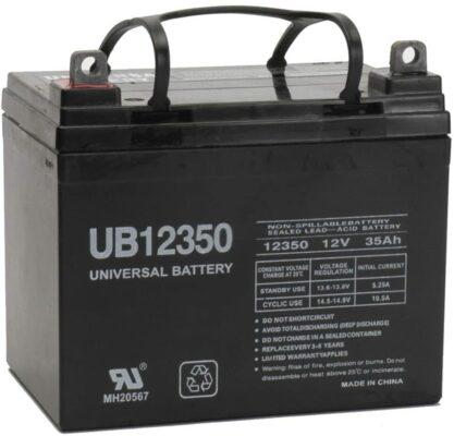 Universal Power Group 12V 35AH Battery