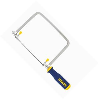 Coping saw with fine blade