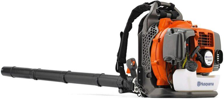 Husqvarna 350BT 2-Cycle Gas Backpack Blower