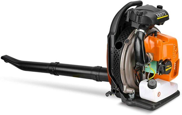 Salem Master Gas Powered Backpack Leaf Blower