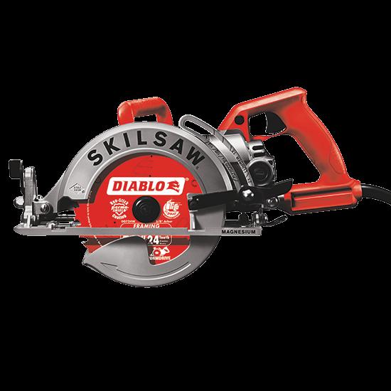 Skilsaw wormdrive circular saw