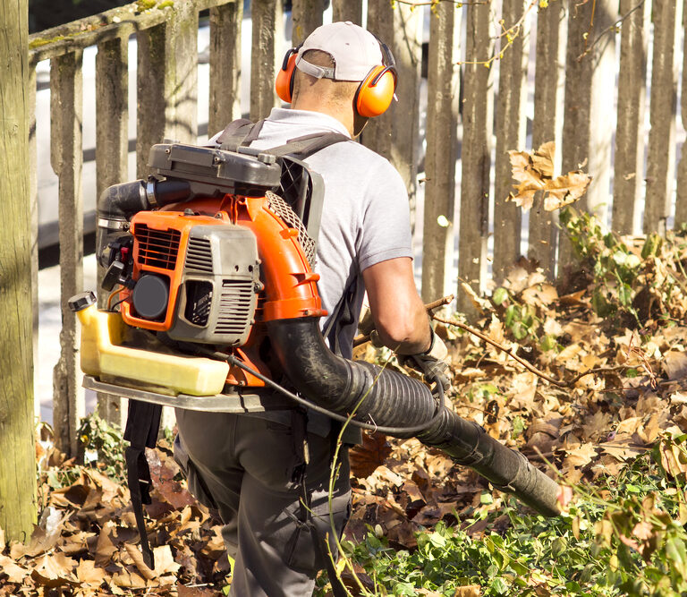 Keep Any Size Lawn Clear With the Best Backpack Leaf Blowers