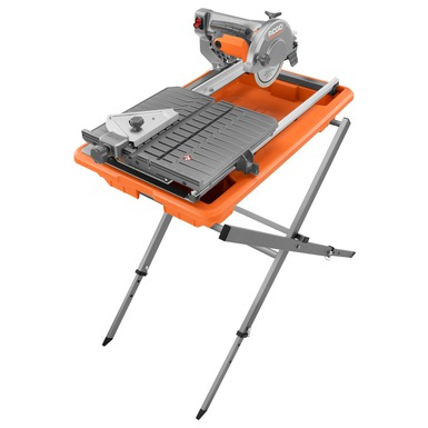 portable 7in tile saw