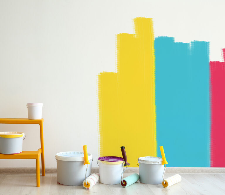 Types of Wall Paint – Everything You Need to Know