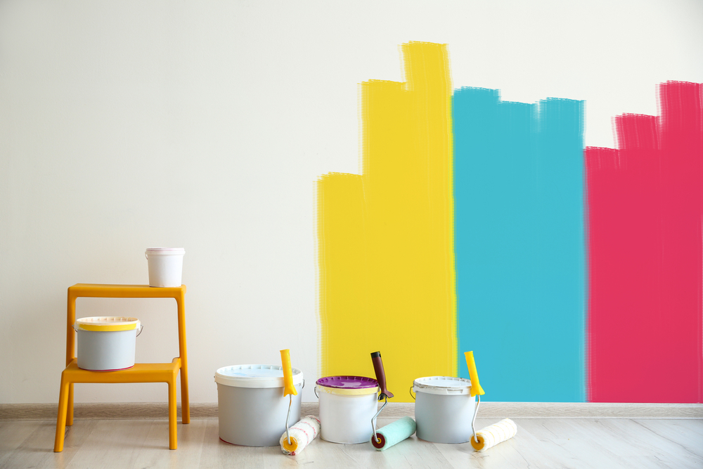 Types of Wall Paint - Everything You Need to Know
