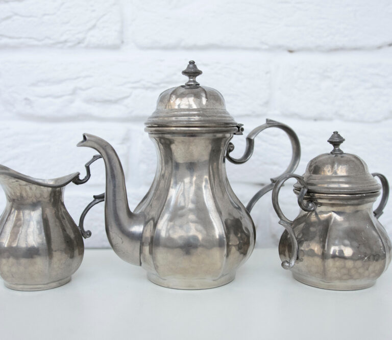 3 Methods for Cleaning Pewter: How-to Guide