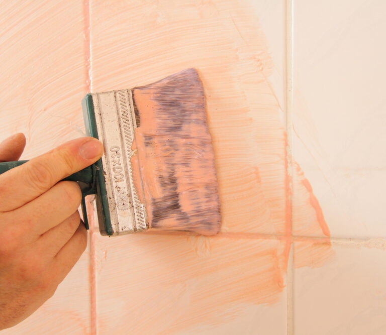 Removing Paint From Tiles: 4 Easy Options