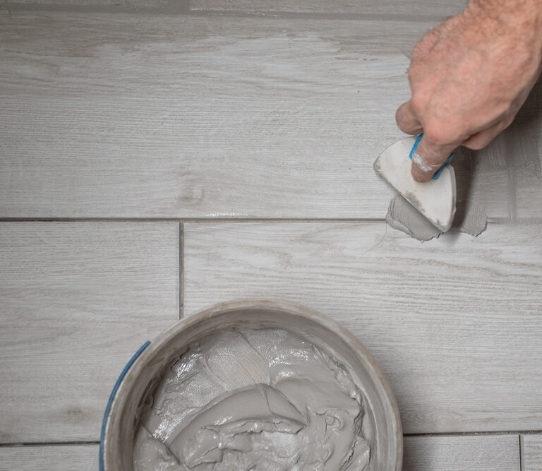 How to Regrout Tile in 7 Steps