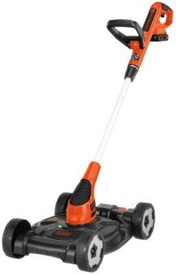 Black and Decker 3 in 1 Lawnmower