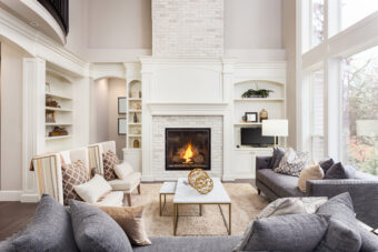 Tips and Tricks on How to Build A Fireplace