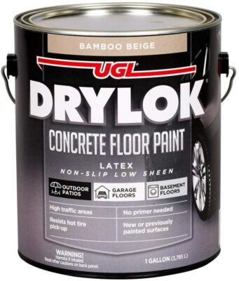 Drylok Latex Base Concrete Paint