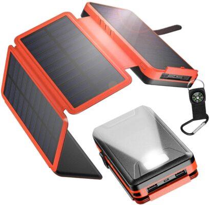 IEsafy 26800mAh Solar Charger