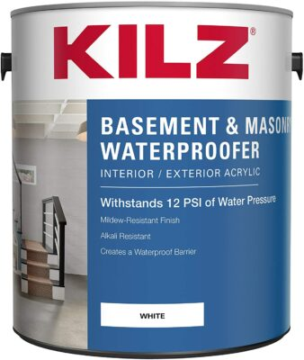 KILZ Basement Waterproofing Paint
