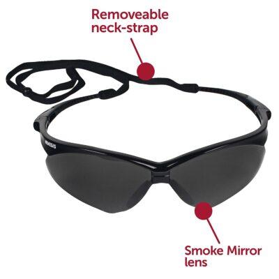 KleenGuard V30 Nemesis Safety Glasses