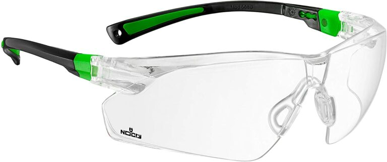 NoCry Safety Glasses With Wrap-Around Lenses