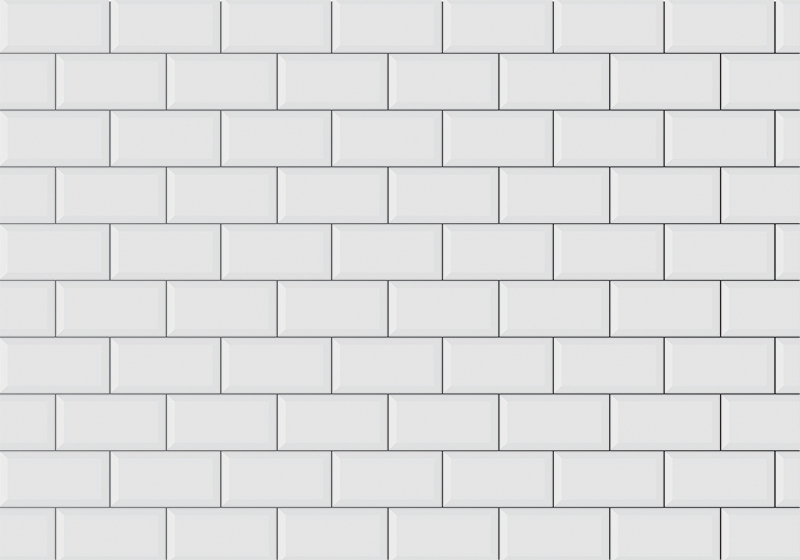 Non-sanded grout is great for vertical tiles with fine joints