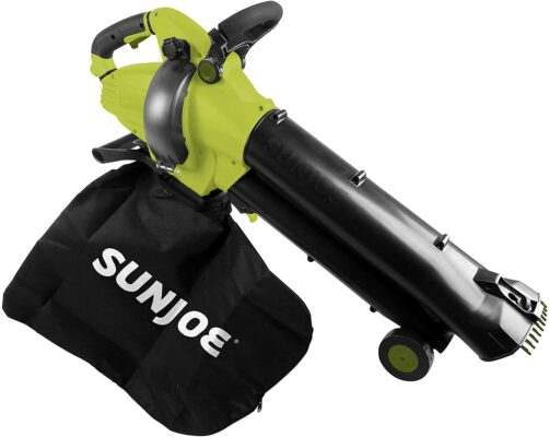 Sun Joe Electric Vacuum/Mulcher/Blower