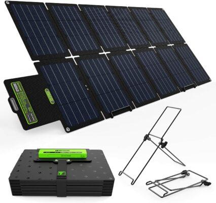 Topsolar SolarFairy 100W Foldable Solar Panel