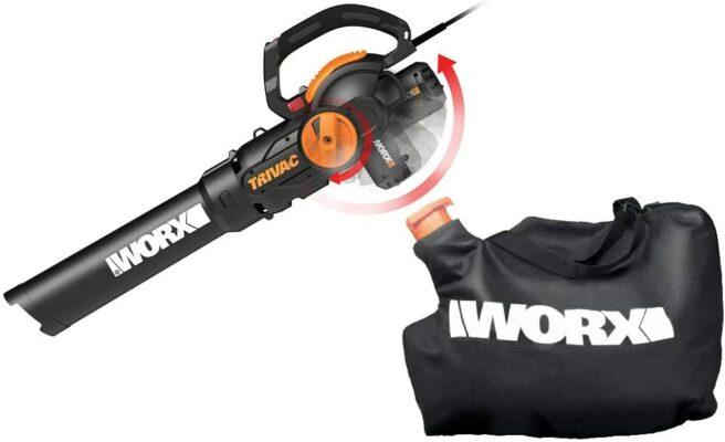 WORX Trivac 2.0 Electric Blower/Mulcher/Vacuum