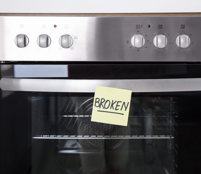 Why Is My Oven Not Heating Up?