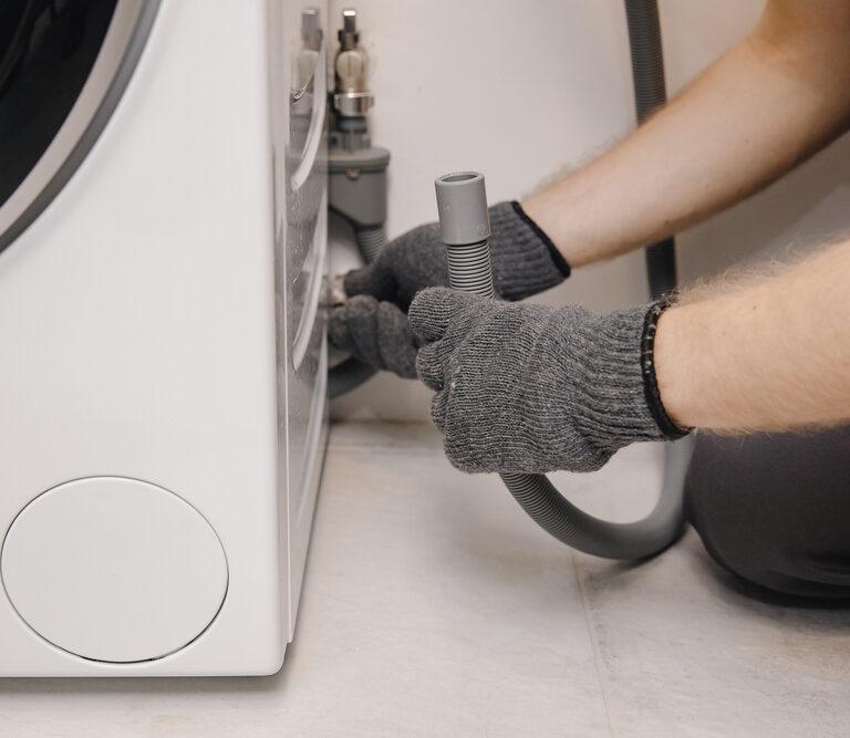 How to Fix Washing Machine Drain Issues