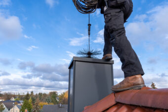 How to Clean a Chimney: Guide to Keeping Your Home Smoke-Free