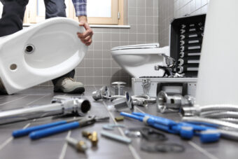 Replacing a Toilet: Our Step-By-Step Guide