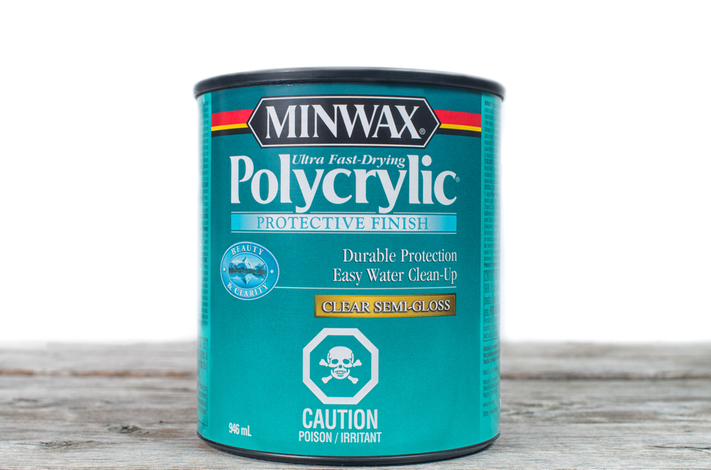 polycrylic can by minwax