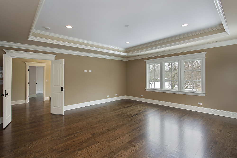tray ceiling at home
