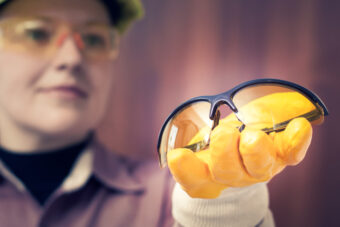Set Your Eyes on the Top Best Safety Glasses 2021