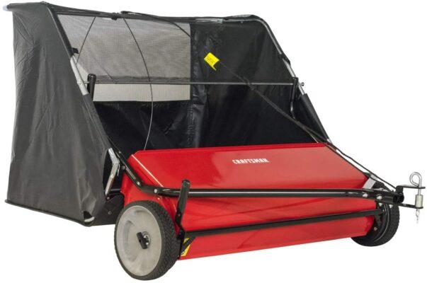 Craftsman CMXGZBF7124266 42-Inch Lawn Sweeper