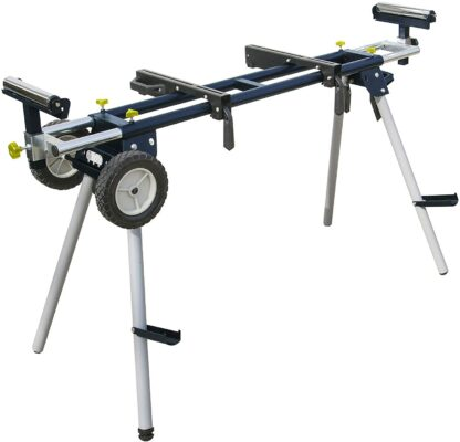POWERTEC Deluxe Portable Miter Saw Stand