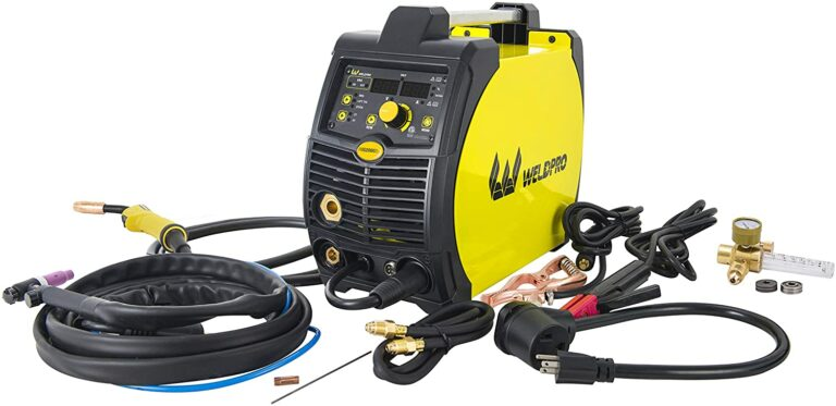 Weldpro 200 Amp Multi Process Welder