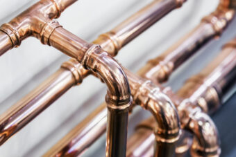 Piping It Down: 4 Types of Copper Pipes